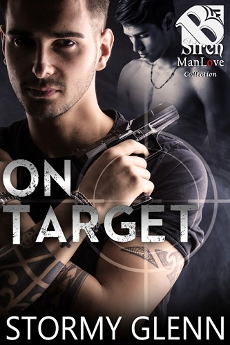 Stormy Glenn - On Target Cover 92jcsw