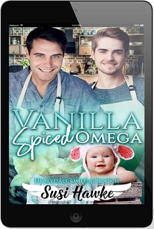 Vanilla Spiced Omega by Susi Hawke