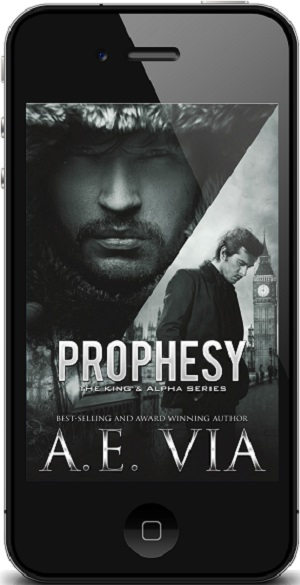 Prophesy by A.E. Via ~ Audio Review