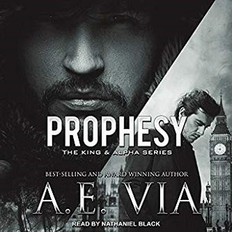 A.E. Via - Prophesy Audio Cover s 3272hg1