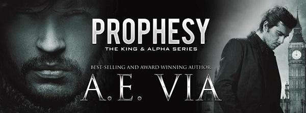 A.E. Via - Prophesy Banner