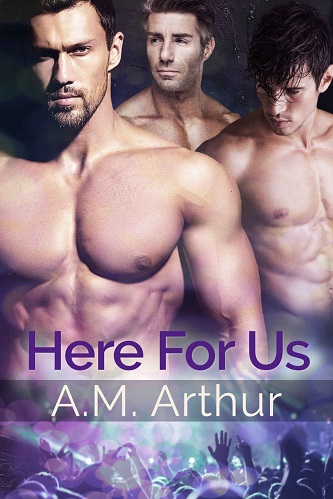 A.M. Arthur - Here for Us Cover 238474yh