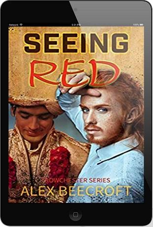 Seeing Red by Alex Beecroft Blog Tour & Excerpt!