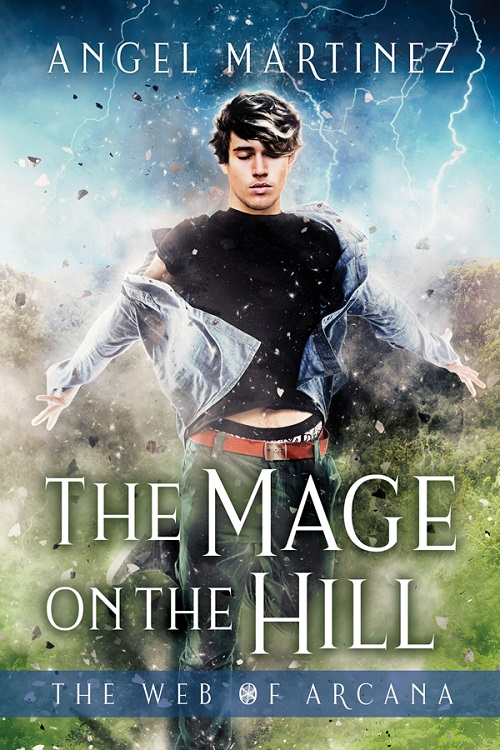 Angel Martinez - Mage on the Hill Cover 93g2c