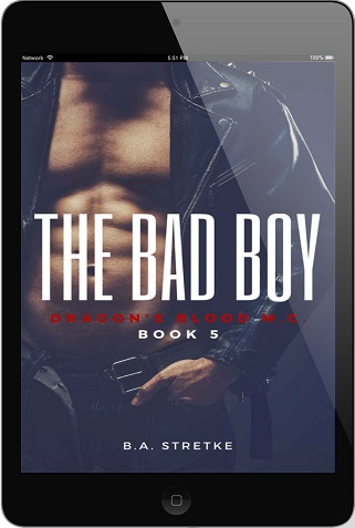 The Bad Boy by B.A. Stretke