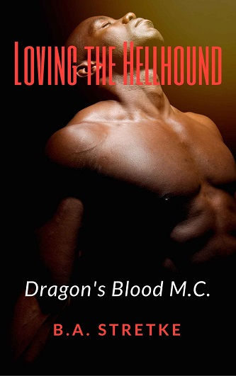 B.A. Stretke - Loving the Hellhound Cover 94jb4