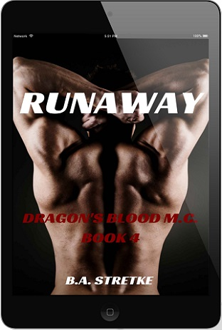 Runaway by B.A Stretke