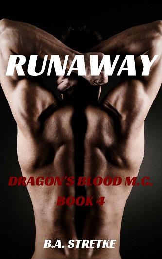 B.A. Stretke - Runaway Cover 34h3l2