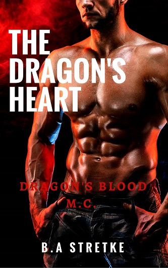 B.A. Stretke - The Dragon's Heart Cover 39ojr7a