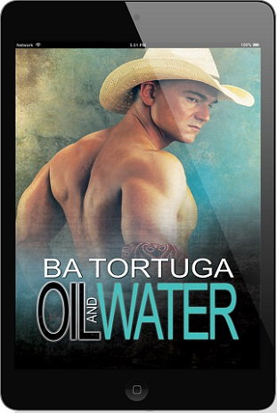 B.A. Tortuga - Oil & Water 3d Cover 723f3v