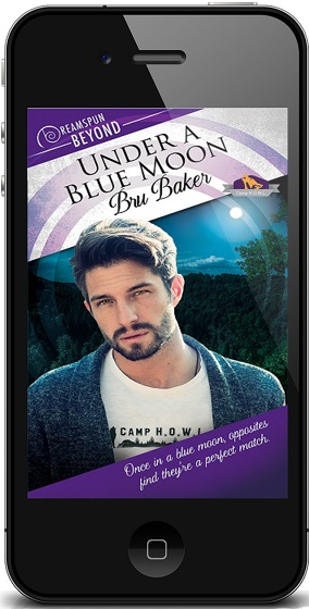 Bru Baker - Under A Blue Moon 3d Audio Cover 76fr39