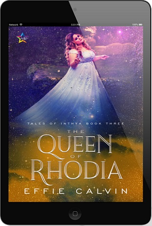 The Queen of Rhodia by Effie Calvin Release Blast, Excerpt & Giveaway!