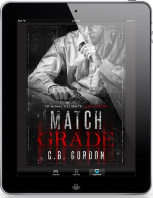 Match Grade by G.B. Gordon Release Blast, Excerpt & Giveaway!
