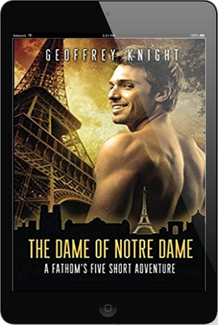 The Dame of Notre Dame by Geoffrey Knight