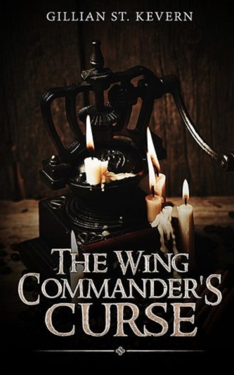 Gillian St. Kevern - The Wing Commanders Curse Cover 3987y4g