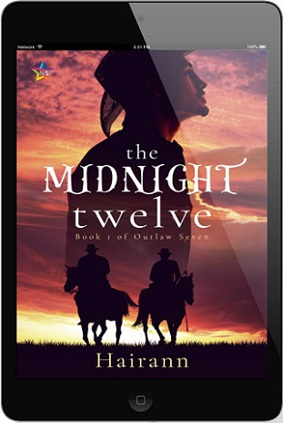 The Midnight Twelve by Hairann Release Blast, Excerpt & Giveaway!