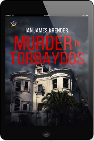 Ian James Krender - Murder in Torbaydos 3d Cover 346hb4n