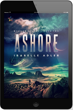 Ashore by Isabelle Adler Blog Tour, Interview, Excerpt & Giveaway!