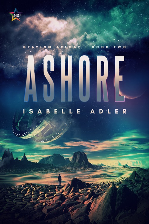 Isabelle Adler - Ashore Cover 172gex