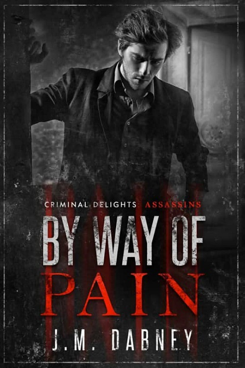 J.M. Dabney - By Way of Pain Cover 83nm4