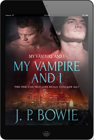 J.P. Bowie - My Vampire and I 3d Cover 93g4y5