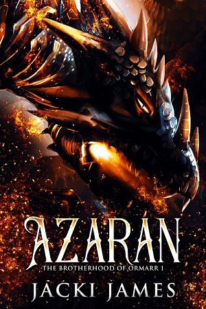Jacki James - Azaran COVER s 935n5h