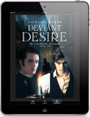 Deviant Desire by Jackson Marsh Blog Tour, Guest Post, Excerpt, Review & Giveaway!