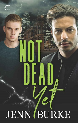 Jenn Burke - Not Dead Yet Cover 32983hg