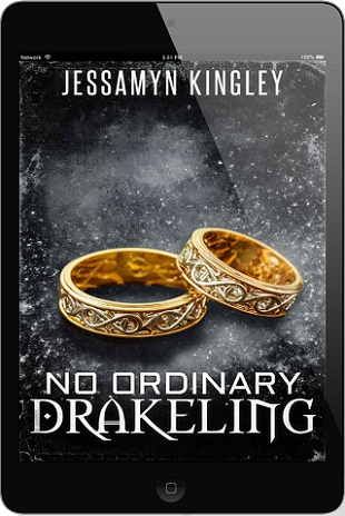 Jessamyn Kingley - D'Vaire 12 - No Ordinary Drakeling 3d Cover 01j32b