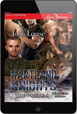 Hartland Knights by Jools Louise