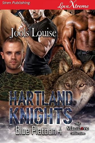 Jools Louise - Hartland Knights Cover 2383ytg