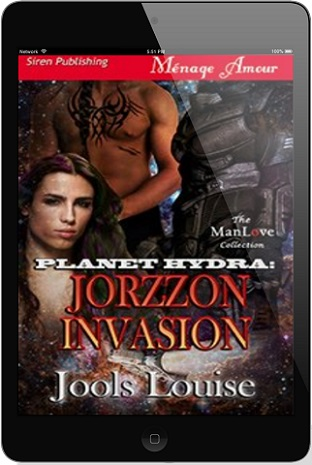 Planet Hydra: Jorzzon Invasion by Jools Louise