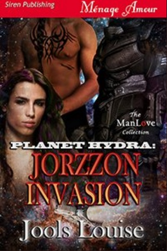 Jools Louise - Planet Hydra; Jorzzon Invasion Cover 83g4v5