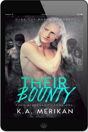 Their Bounty by K.A. Merikan Release Blast & Giveaway!