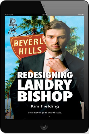 Kim Fielding - Redesigning Landry Bishop 3d Cover 368h5td