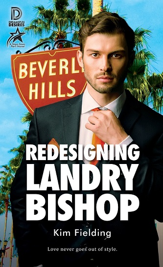 Kim Fielding - Redesigning Landry Bishop Cover s 0k3h42