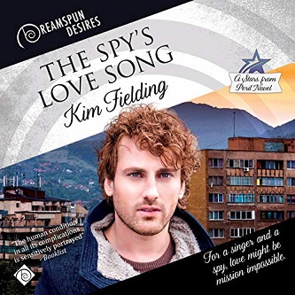 Kim Fielding - The Spy's Love Song Audio Cover 76bvc