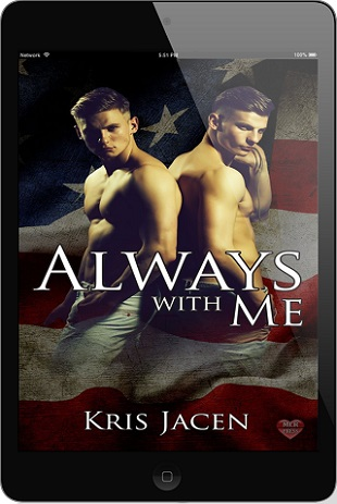 Always With Me by Kris Jacen Release Blast!