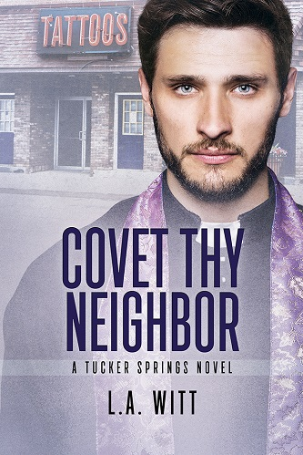 L.A. Witt - Covet Thy Neighbor Cover 971ive5