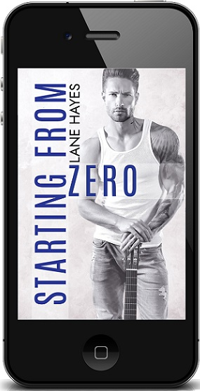 Starting at Zero by Lane Hayes ~ Audio Review
