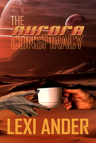 Lexi Ander - The Aurora Conspiracy Cover 388jm