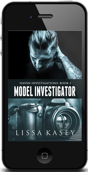 Model Investigator by Lissa Kasey ~ Audio Review