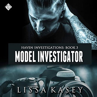 Lissa Kasey - Model Investigator Audio Cover 73ycz