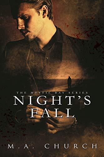 M.A. Church - Night's Fall Cover 3473gh