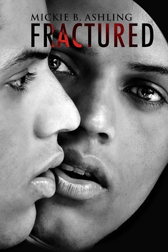 Mickie B. Ashling - Fractured Cover 384g4h