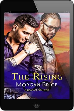 The Rising by Morgan Brice