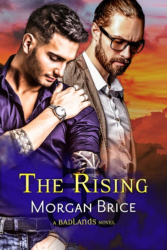 Morgan Brice - The Rising Cover 2839thf