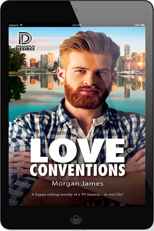 Love Conventions by Morgan James