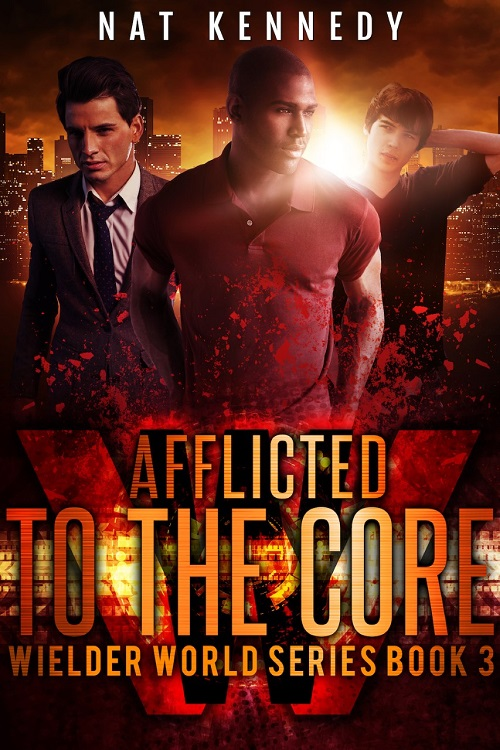 Nat Kennedy - Afflicted to the Core Cover