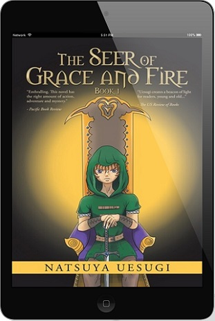 The Seer of Grace and Fire by Natsuya Uesugi